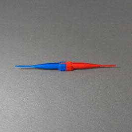 8599 Aus- Einpinner (Blau/Rot)
