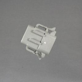 ATM06-8S (Sockel) Kit /inkl. Befestigungskeil und Kontakte (gestanzte oder gefräßte Kontakte wählbar)
