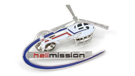 Helimission Pin