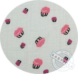 Swaddle | Motiv 3 | Cupcakes