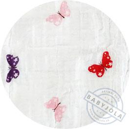 Nuschi | Motiv 6 | Schmetterlinge mit Sternen