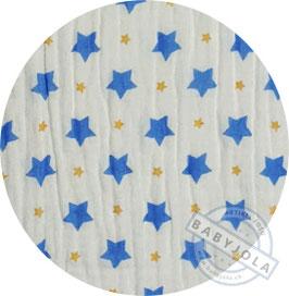 Nuschi | Motiv 1 | blaue Sterne