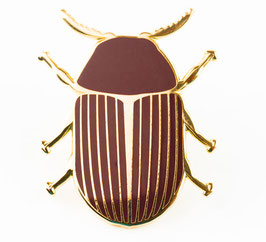 Tobacco Beetle Lapel Pin