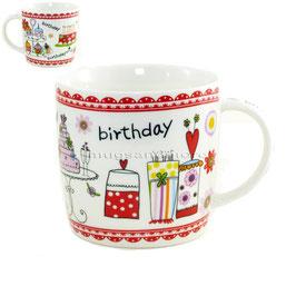 Happy Birthday rot