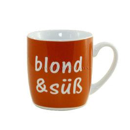 blond & süss