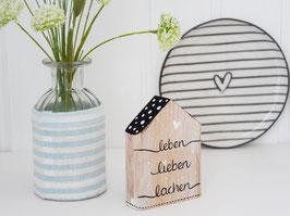 """Holzhaus """"Niilo"""" - *leben lieben lachen*"""