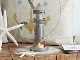 """Leuchtturm """"Per"""" - mit Teelichthalter"""