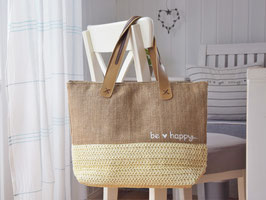 "Tasche ""Nele"" - be happy"