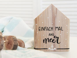 "Holzhaus ""Klaas"" - *Einfach mal ans Meer*"