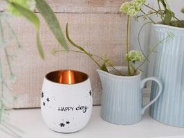 """Windlicht """"Felia"""" - *HAPPY day*"""