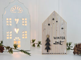 "Holzhaus ""Geert"" - *Winterzeit*"
