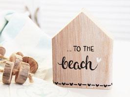 "Holzhaus ""Enno"" - *TO THE beach*"