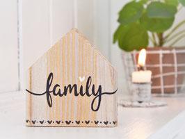 """Holzhaus """"Leif"""" - *family*"""