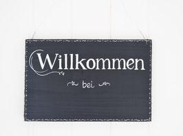"""Türschild """"Thorin""""  - *Willkommen bei ...* - personalisiert mit Wunschnamen"""