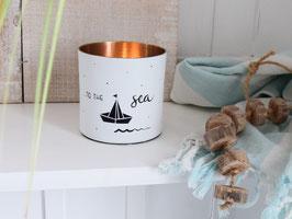 """Windlicht """"Jorven"""" - *TO THE sea*"""