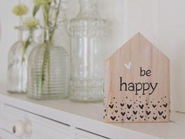 "Holzhaus ""Alma"" - *be happy*"