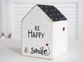 "Holzhaus ""Malte"" - Be happy & smile"