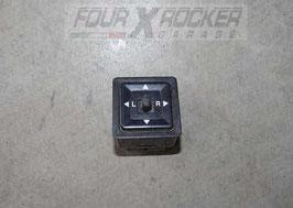 Comando pulsante interruttore regola specchietti retrovisori laterali Mitsubishi Pajero 2