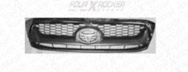 GRIGLIA MASCHERINA RADIATORE CROMATA / NERA TOYOTA HILUX 08/10 / FXR-2H3GY