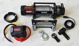 VERRICELLO TYREX 9500 LB CAVO ACCIAIO 12V SERIE BLACK / FXR-9500P