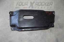 Protezione piastra inferiore cambio  - riduttore Mitsubishi Pajero 2 - 2.5 TD