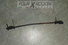 Leveraggio meccanismo pedale acceleratore Land Rover serie 3