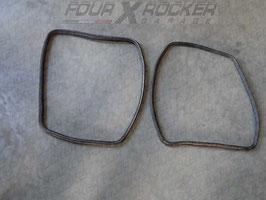 Guarnizioni vetri posteriori laterali apribili Nissan Terrano 2 / Ford Maverick 3p