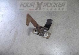 Gancio apertura cofano anteriore Mitsubishi Pajero 1
