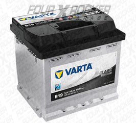 BATTERIA AUTO VARTA BLACK DYNAMIC B19 45Ah 12V 400A  / FXR-545 412 040 312 2