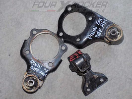 Kit Supporti differenziale anteriore Mitsubishi Pajero Pinin 3p