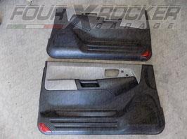 Coppia Pannelli portiere Mitsubishi Pajero Pinin 3 porte