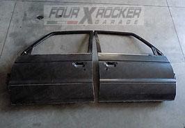 Sportelli portiere porte anteriore Mitsubishi Pajero 2'serie - 5 porte