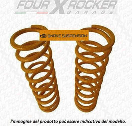 COPPIA MOLLE SNAKE SUSPENSION  NISSAN PATROL GR Y61
