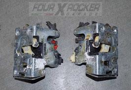 Serrature scontri portiere anteriori Jeep Cherokee XJ 3-5 porte 84-96