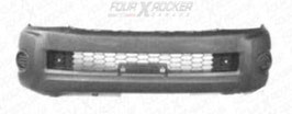 PARAURTI ANTERIORE NERO TOYOTA HILUX 4WD  08/10 / FXR-GPS28