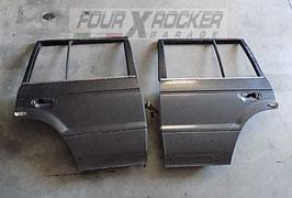 Sportelli portiere porte posteriori Mitsubishi Pajero 2'serie - 5 porte