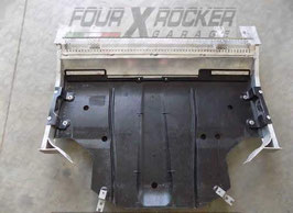 Paramotore carter paratia protezione motore Land Rover Freelander 2.0 diesel 97/01