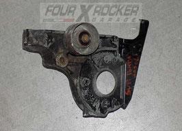 Supporto piastra attacco pompa carburante gasolio jeep Cherokee XJ 2.1td