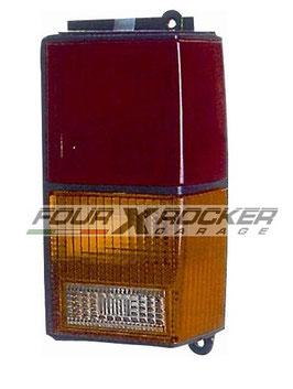 FANALE POSTERIORE DX / SX  ROSSO/ARANCIO JEEP CHEROKEE XJ 84/96