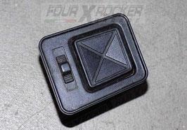Tasto pulsante interruttore regola specchietti retrovisori laterali Jeep Cherokee XJ 84-96