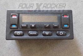 Comandi controllo riscaldatore stufa A/C climatronic JFC000170 Land Rover Discovery 2 td5