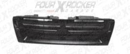 GRIGLIA MASCHERINA RADIATORE NERA MITSUBISHI PAJERO V60 01-02 / FXR-MR387881