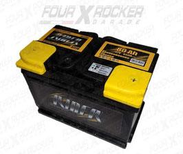 BATTERIA AUTO RIDER 57220 80Ah 12V 650A DX L3