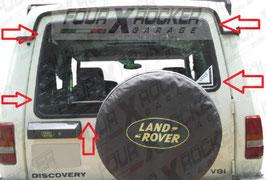 LUNOTTO VERDE TERMICO LAND ROVER DISCOVERY 1'SERIE 200TDi 90>94 / FXR2V53Z
