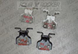 Coppia cerniere sportelli anteriori Suzuki Vitara 3 porte