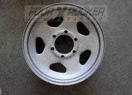 Cerchi in ferro r15 Mitsubishi Pajero 1