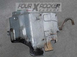 Protezione parafiamma carrozzeria - motore Mitsubishi Pajero 2 2.5td