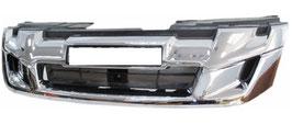 GRIGLIA MASCHERINA RADIATORE CROMATA COMPLETA ISUZU D-MAX dal '12 - 4WD