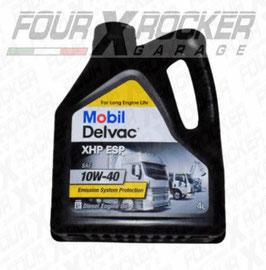 OLIO MOTORE 4L MOBIL DELVAC XHP ESP 10W-40