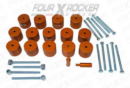 BODY LIFT ASSETTO RIALZO +5 CM LAND ROVER DISCOVERY 1 - RANGE ROVER CLASSIC / FXR03821
